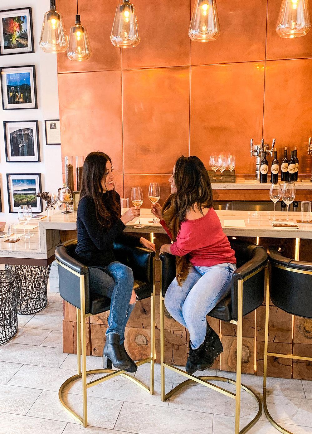 Acumen Wine Gallery friends