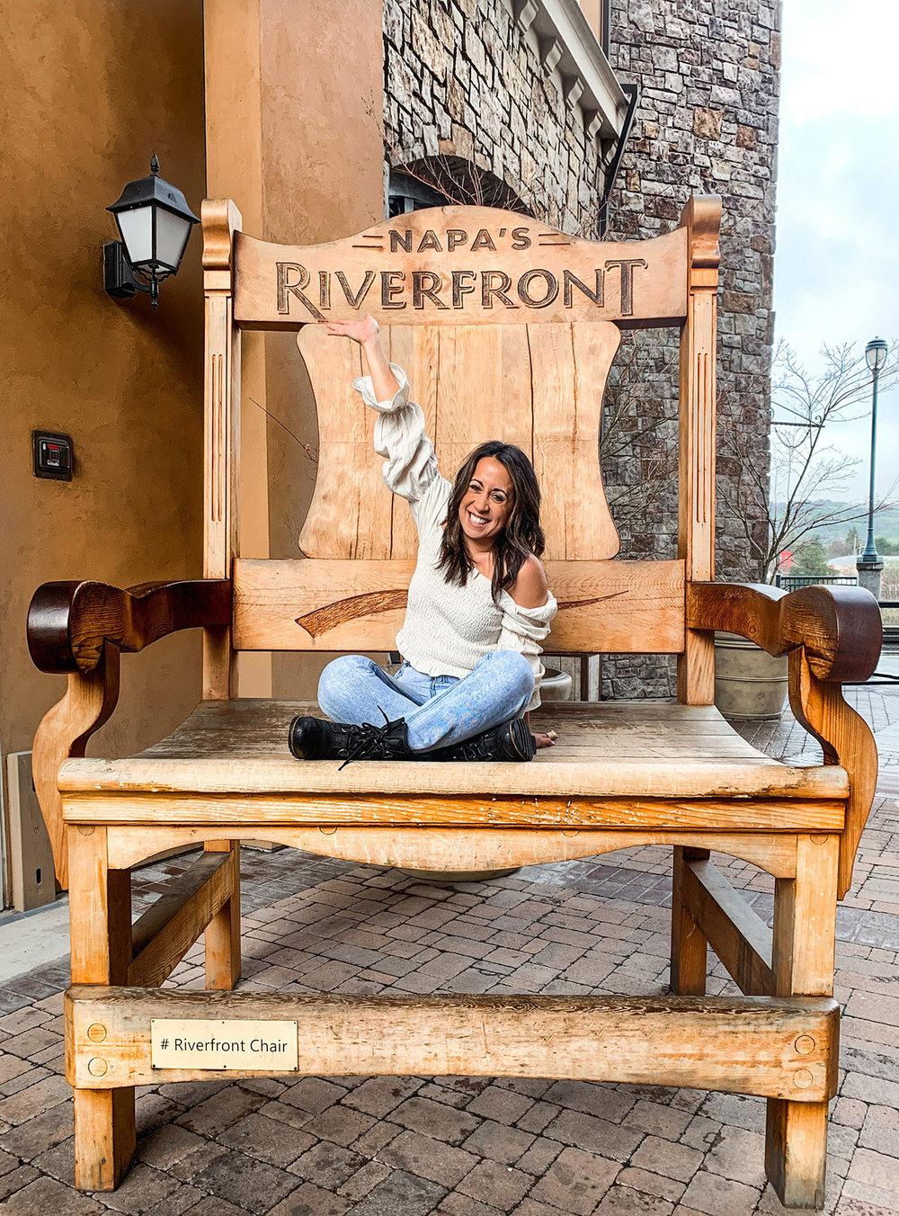 Napa Riverfront Chair