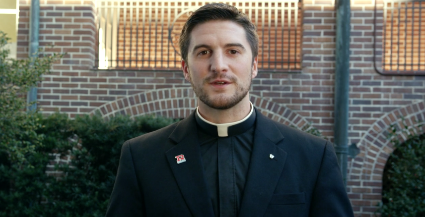 Click on the picture of Fr. Kurt Young for more information on the vocation to the priesthood generally and on the Vianney House of Discernment specifically.