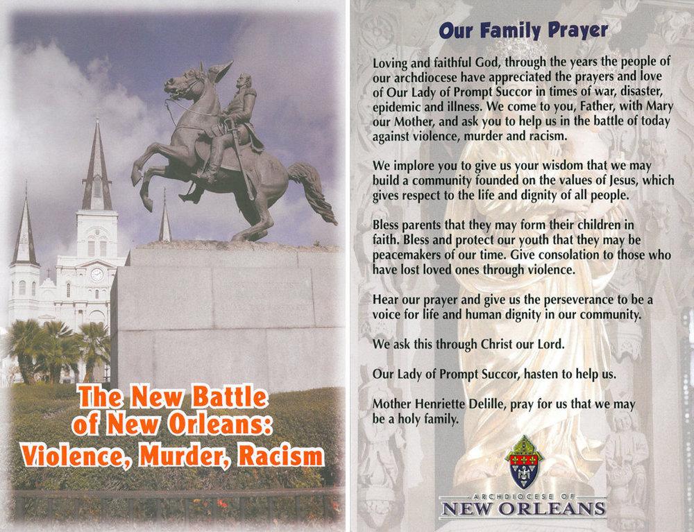 Interfaith Prayer for Peace Gathering — St. Rita Catholic Church