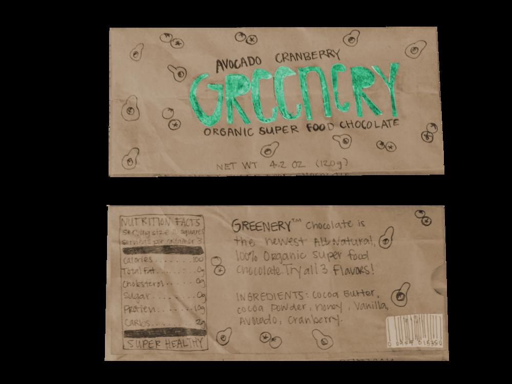 GREENERY Chocolate