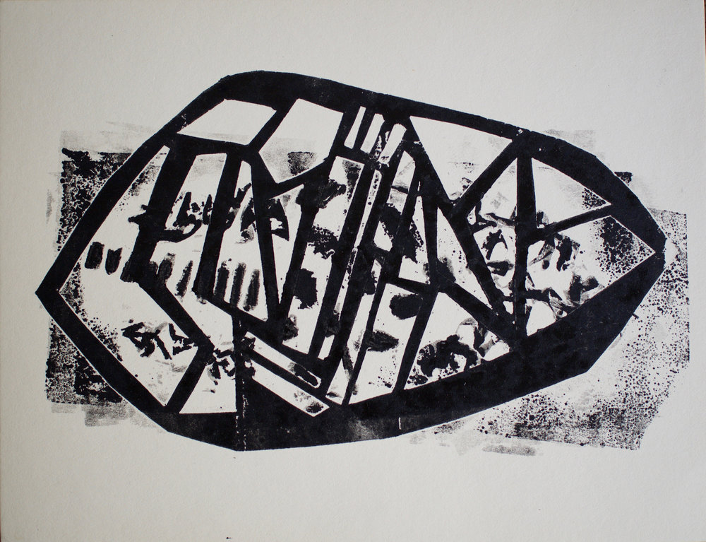 Stencil Studies 1