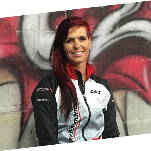 Caroline caron, formatrice d'entraineur région de Lévis