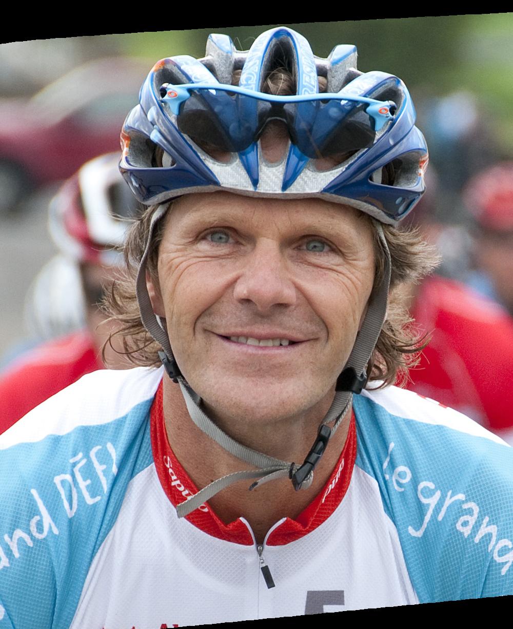 Pierre Lavoie conférencier pou CforC ville de Québec