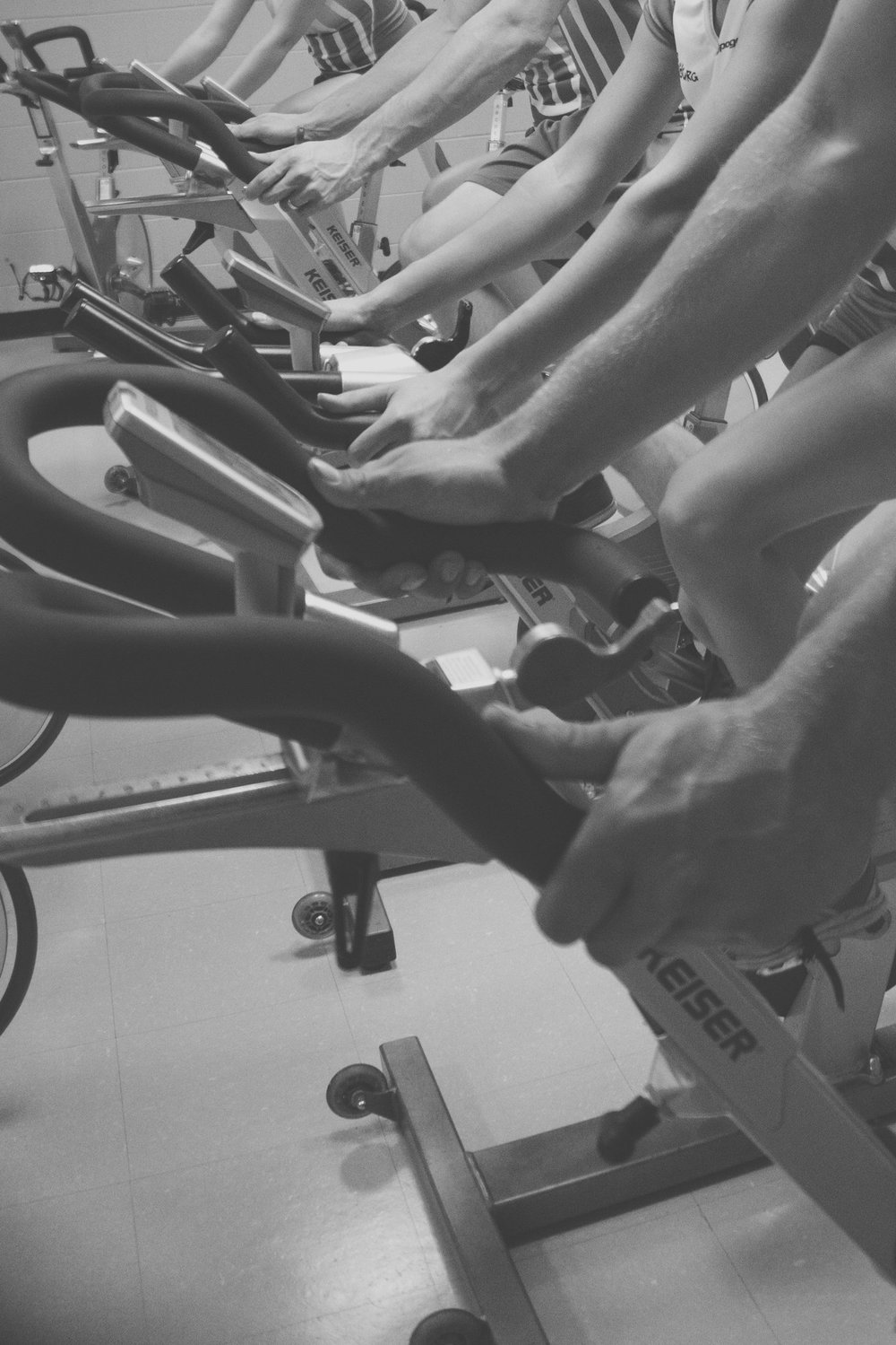 INSTRUCTEURS DE SPINNING