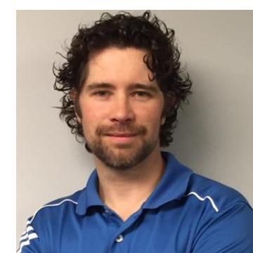 Jean-David Gagné, BSc, CAT(C) Thérapeute du sport. -