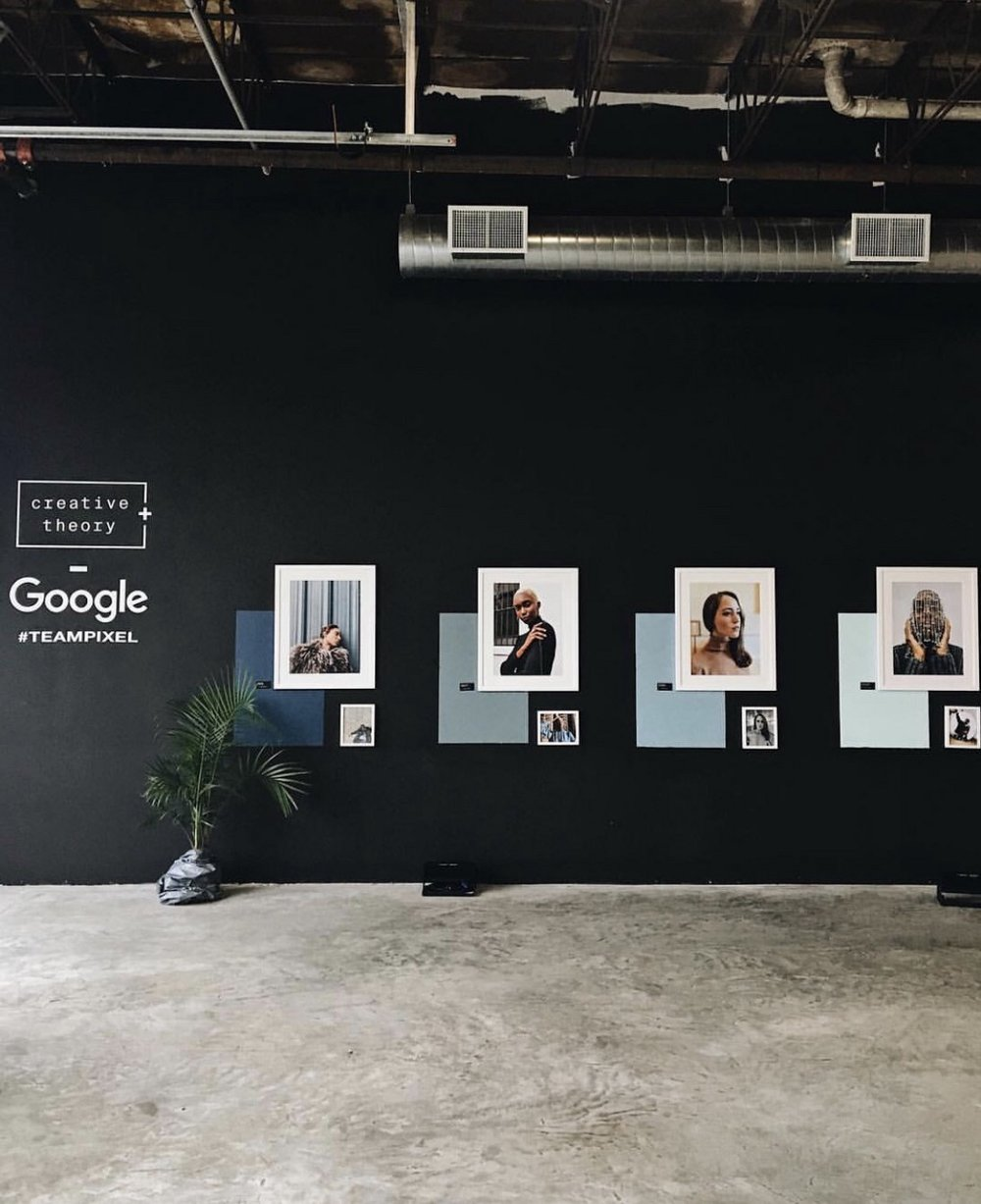 Creative Theory- Humanity, The Exhibit, in collaboration with Google