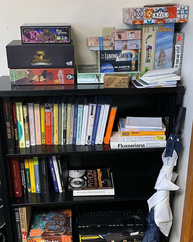 I feel like I'm failing my academic book shelf potential. This needs to be overflowing
