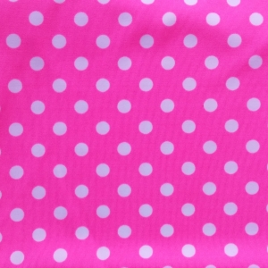 Bright Pink Dots