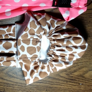 Giraffe Diaper
