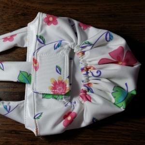 Hibiscus Diaper