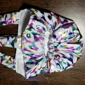 Rainbow Foil Jag Diaper