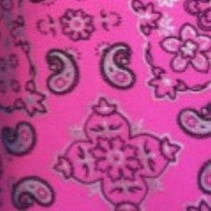 Hot Pink Bandana