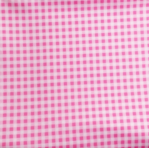 Pink Gingham