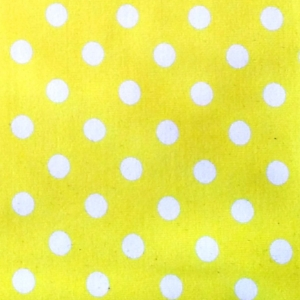 White Dot on Yellow