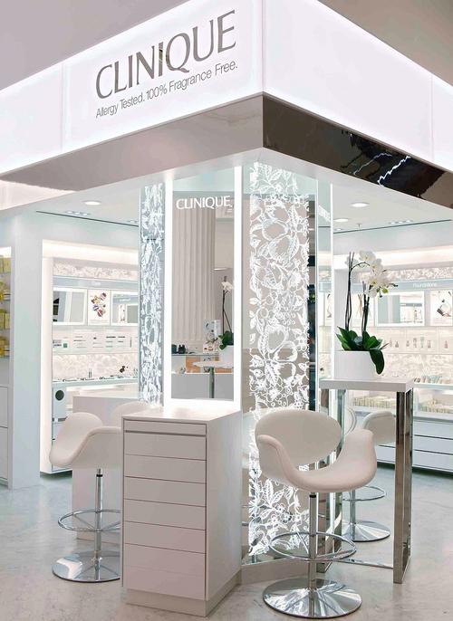 931056ec5d0f London - Selfridges - Clinique — FUSE architecture + interior