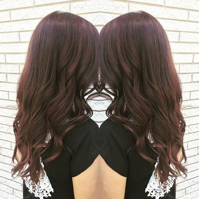 We love when fall rolls around #yesss #fallhair #red #redhead color by @cheyennec007