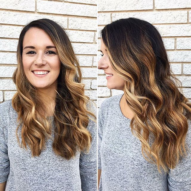 Balayage Love!  By @mm_hof  #balayage #davines #davinescolor #behindthechair