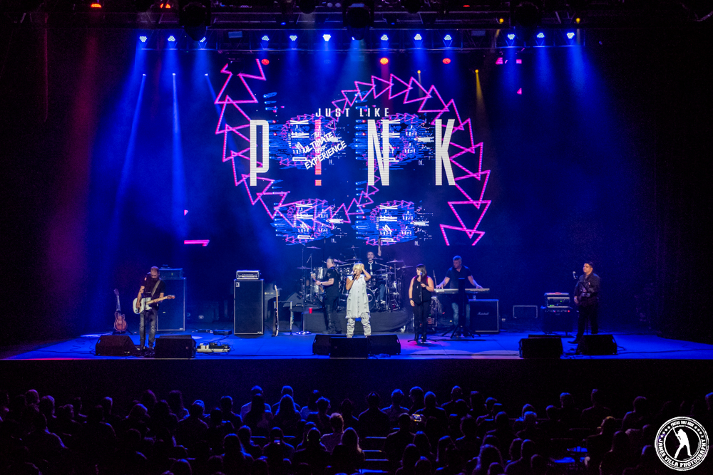 Just Like Pink (The Pavilion at Toyota Music Factory - Irving, TX) 7/24/18