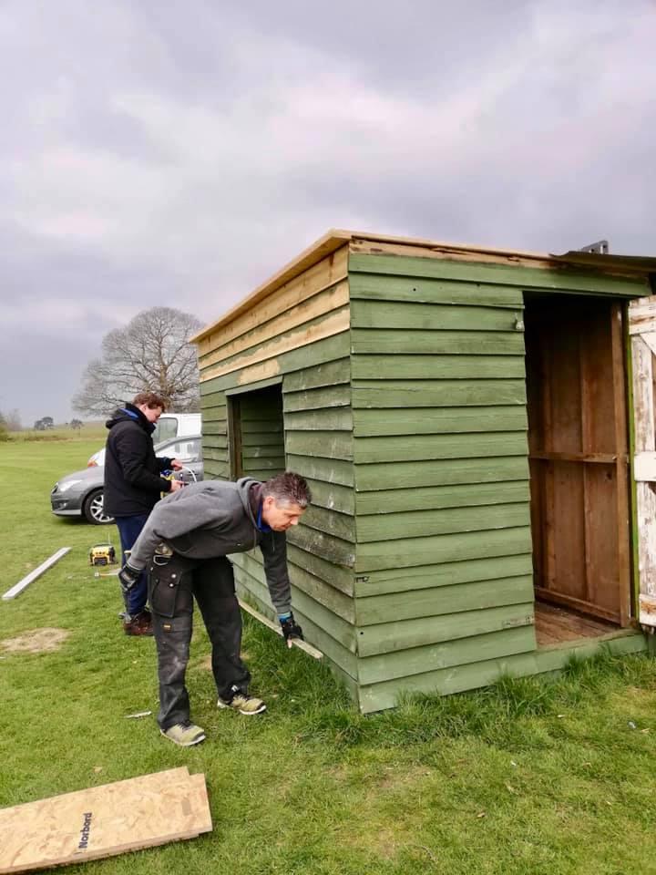 Score hut repairs 2.jpg