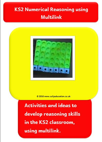 KS2 Multilink Reasoning Ideas.JPG