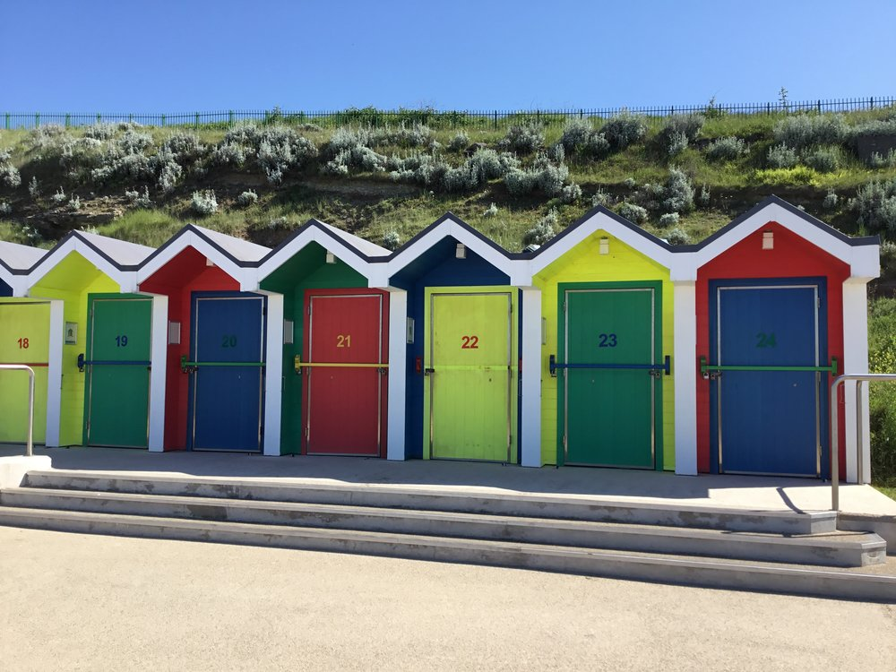 Barry beach huts mine.JPG