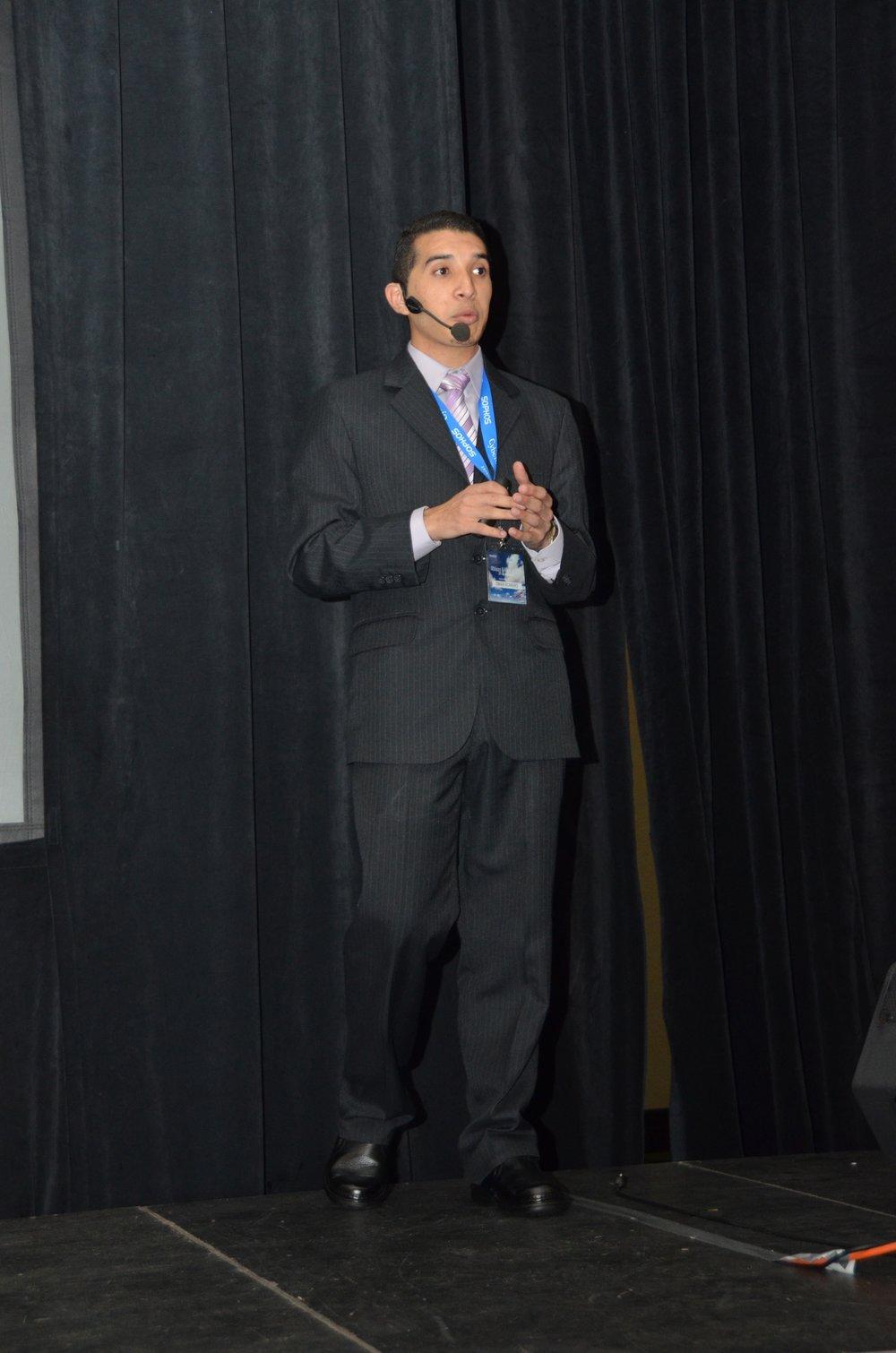Omar Romero - Consultor Corporación Maestre