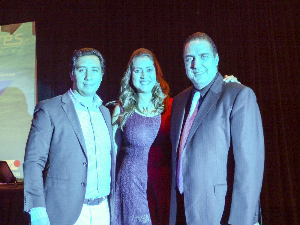 Mariela Celis y Carlos Monzón
