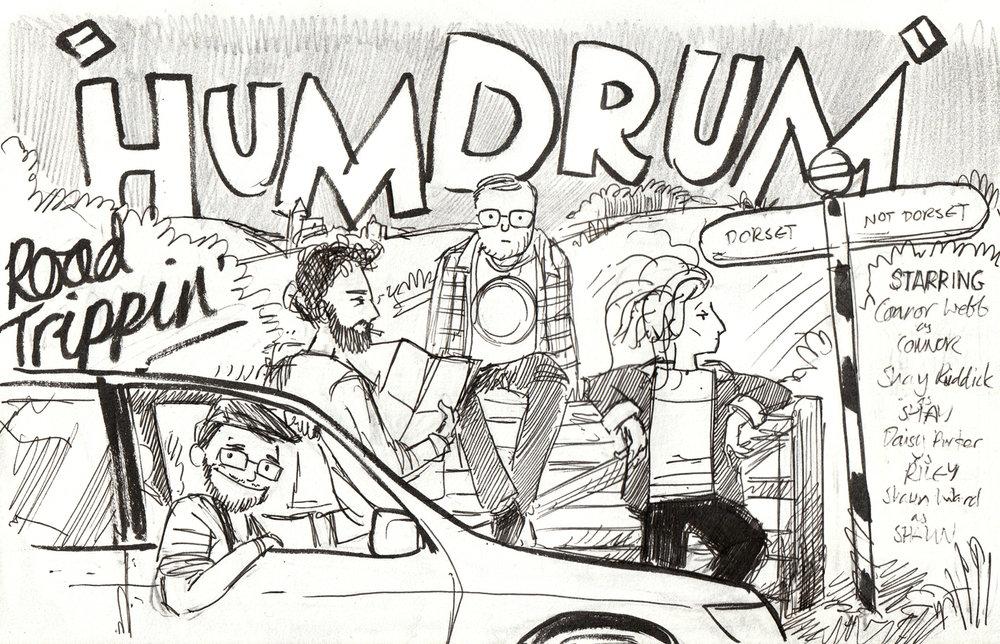 Humdrum Sketch