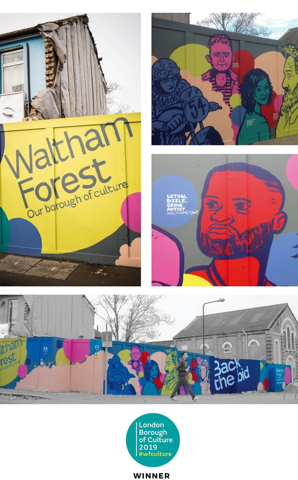 Client: Wood Street Walls/Waltham Forest Council