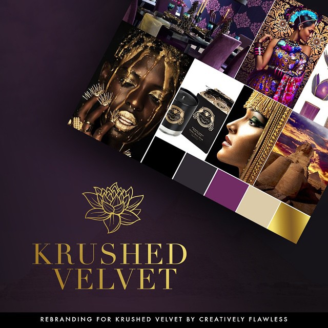 """The """"NEW"""" @krushedvelvet is here...well not quite. We've revamped, rebranded and will be relaunching soon so be on the look out for contests and more of """"behind the scenes"""" of what's instore for the new luxury fragrance brand! #krushedvelvet #luxury #candles #soy #detroit"""