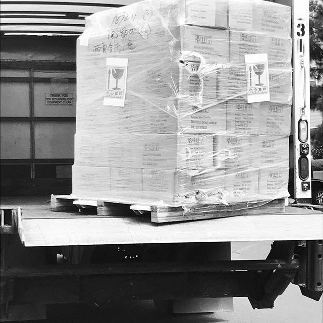 SPECIAL DELIVERY: Packages are arriving daily inside of the studio and we're excited! Be sure to sign up inside the Velvet Room to receive exclusives offers for our official relaunch July 19th.