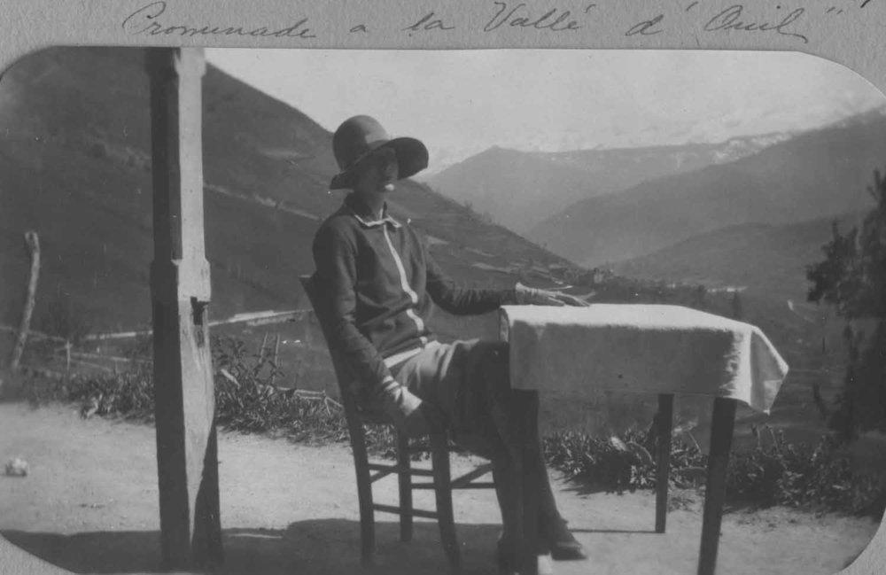 Anais 1927 7 Apr Pyranees.jpg