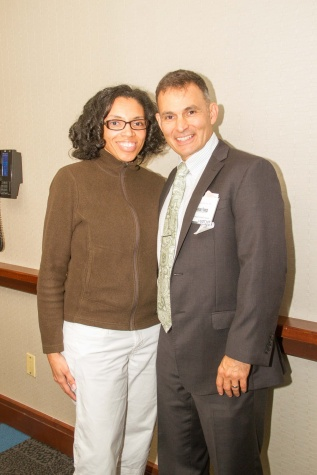 Dr. Bethea and Dr. Benjamin Gonzalez (HER mentor), Medical Director of Atlantis Medical Wellness CenteR