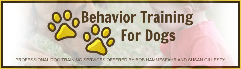Behavior Training for Dogs