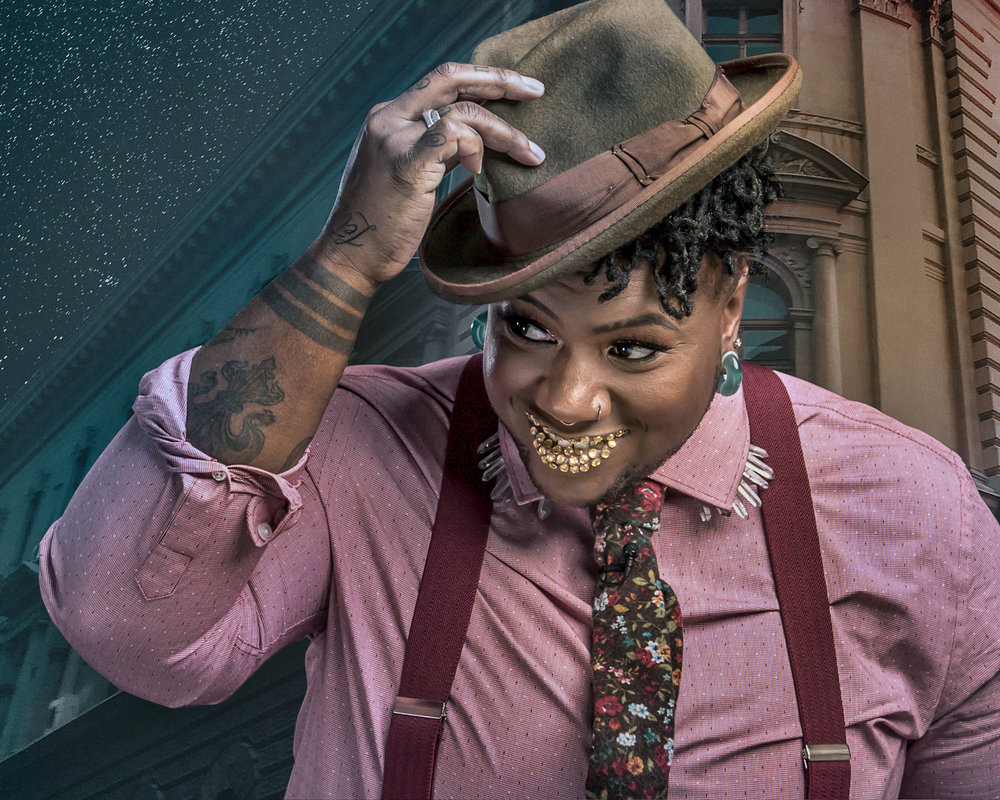 Kelli Wimbley-Dinh: Andro Barbershop, Seattle,  https://www.androbarbershop.com/  creates a safe space for all genders chose earth.