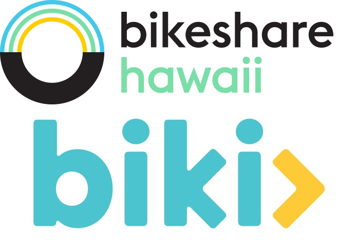 Bikeshare Hawaii - Biki Combined Logo.png