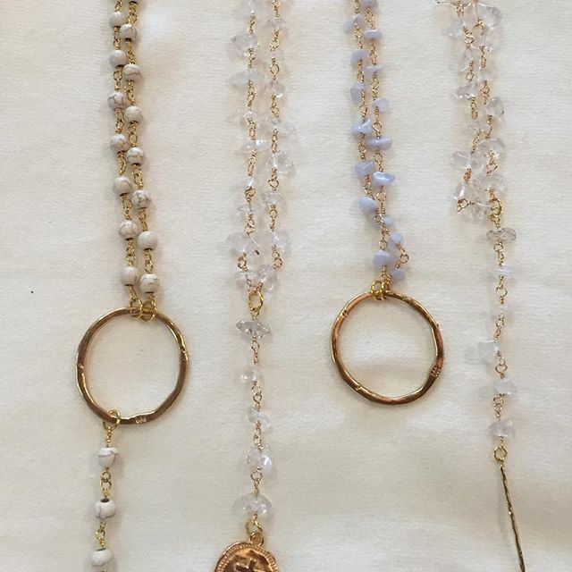 New jewelry just arrived!! Come see us!!
