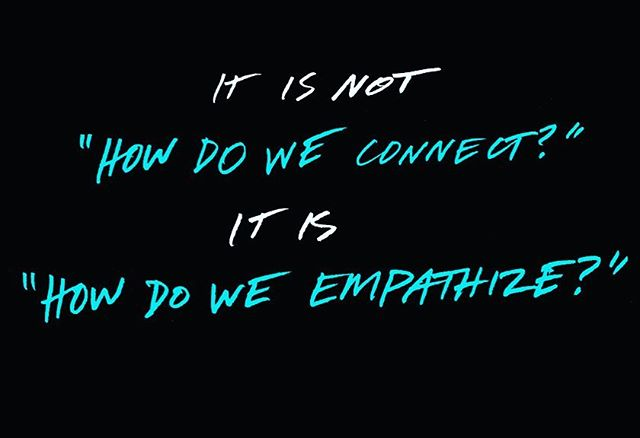 #leadfromwithin #heart #empathy #empathyinaction #listen #understanding