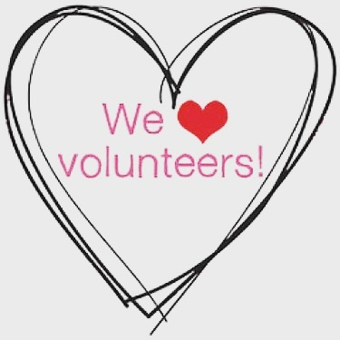 Oh yes we do! #volunteers #nationalvolunteerweek #❤️ #gratitude #service #buildingabetterworld #thankful