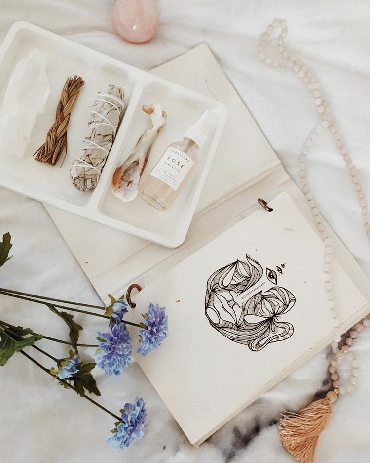How To Cleanse Your Space With Sacred Herb Smudging