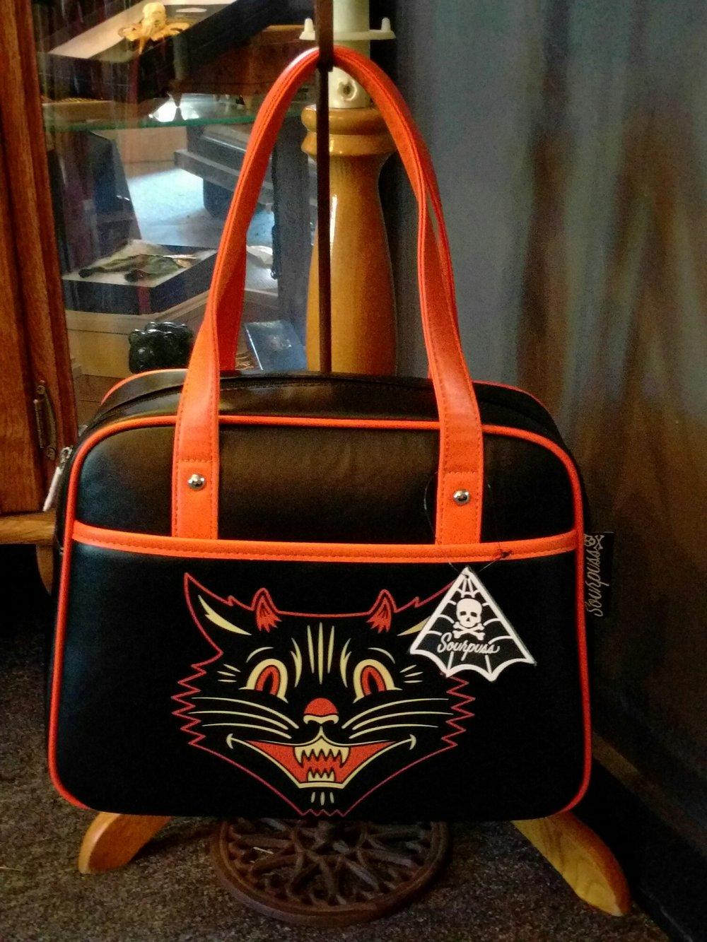 Black Cat Bowler $46.50