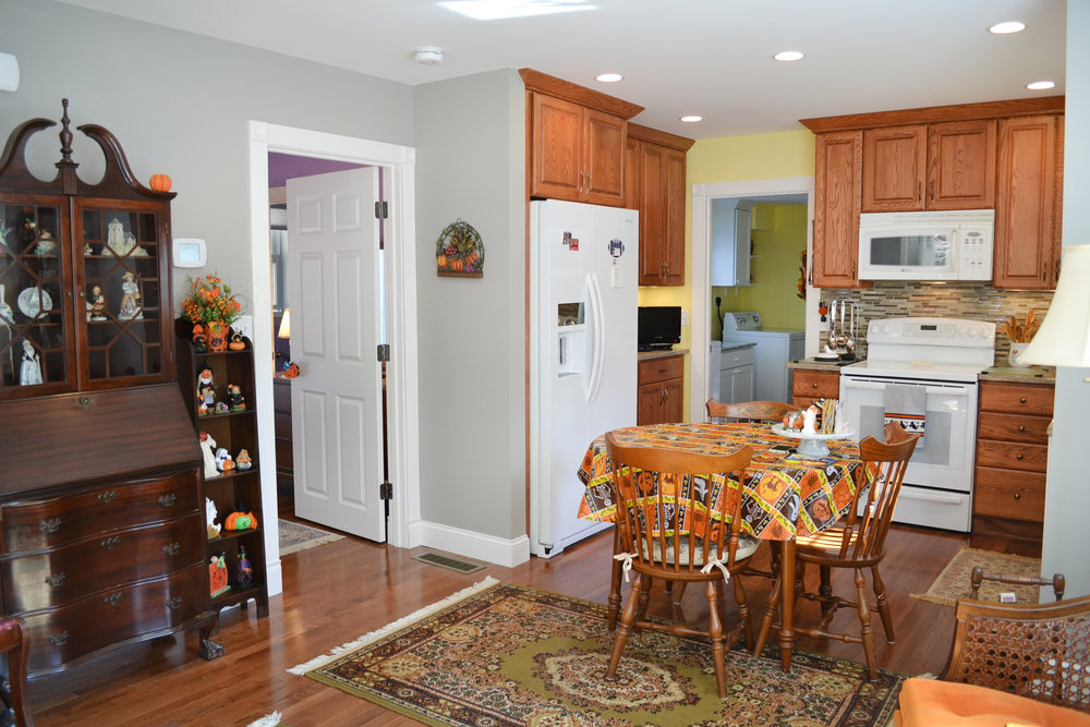 In-law Apartment Addition Kitchen