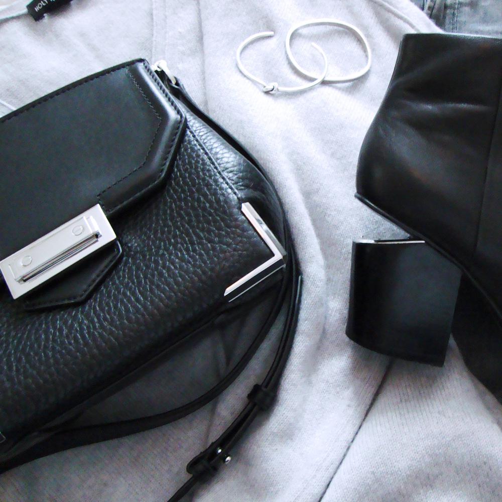 Alexander Wang Marion Bag & Gabi Boots