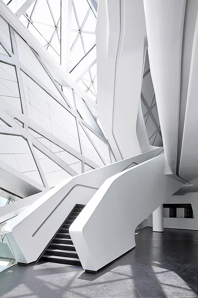 Guangzhou Opera House in Guangzhou, China  |Photo credit:  XiaZhi-Image