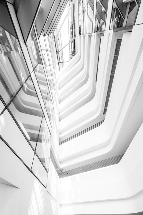 Innovation Tower| Photo Credit: Edmon Leong