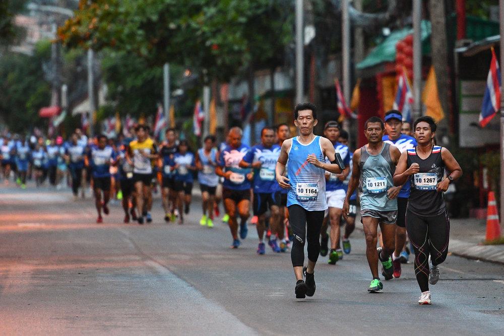 Bangkok Airways Samui Marathon