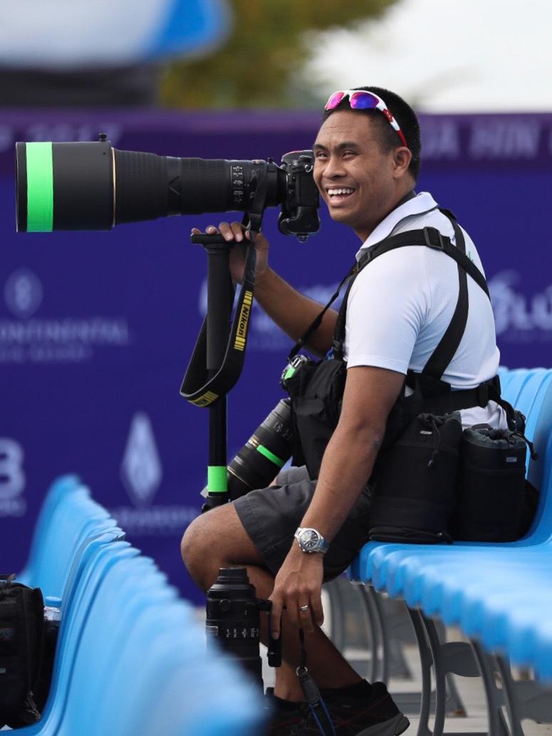 At WTA EA Hua Hin Championship 2017