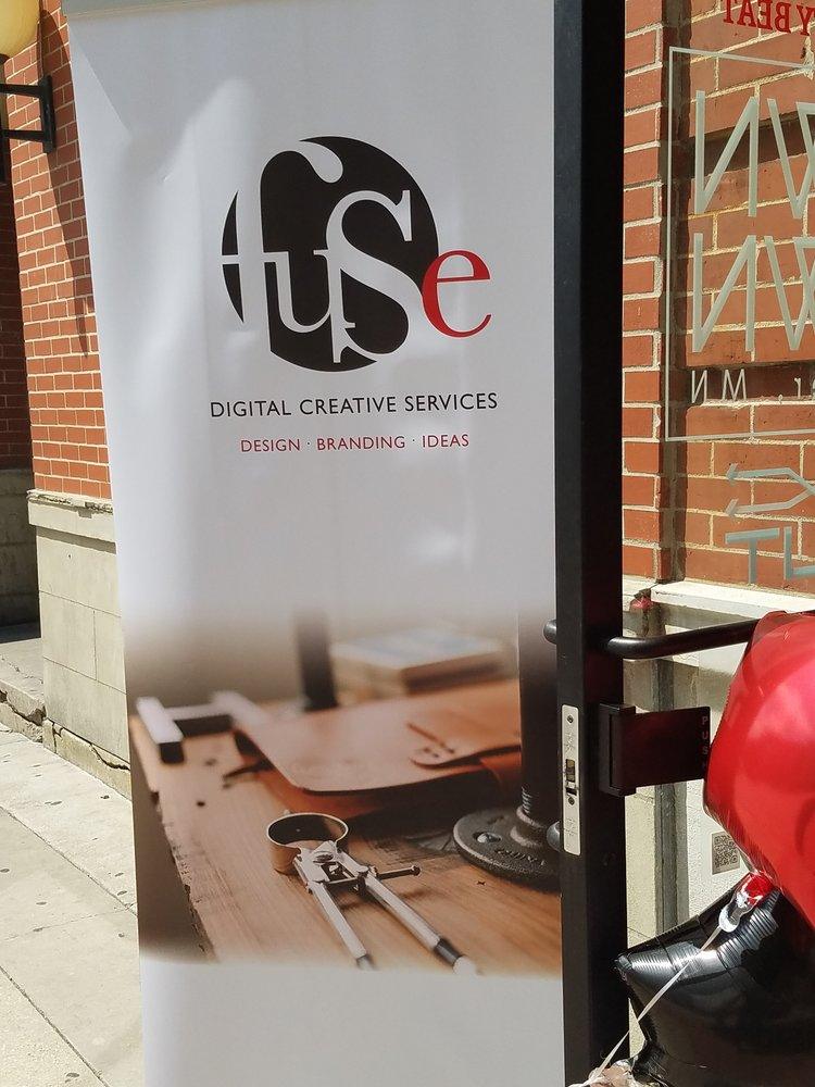 Fuse Digital Creative Services Made Another Large Step Forward With The Grand Opening Of Their New Office Located In Vault And Ribbon Cutting