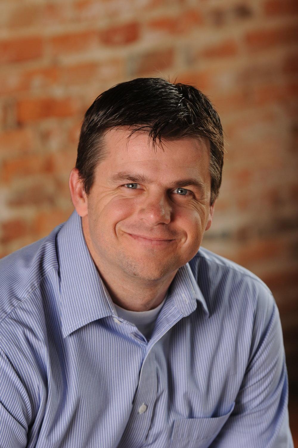 DoApp founding member and CEO Wade Beavers. Photo courtesy of DoApp.